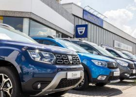 Dacia își întrerupe activitatea din lipsa componentelor electronice