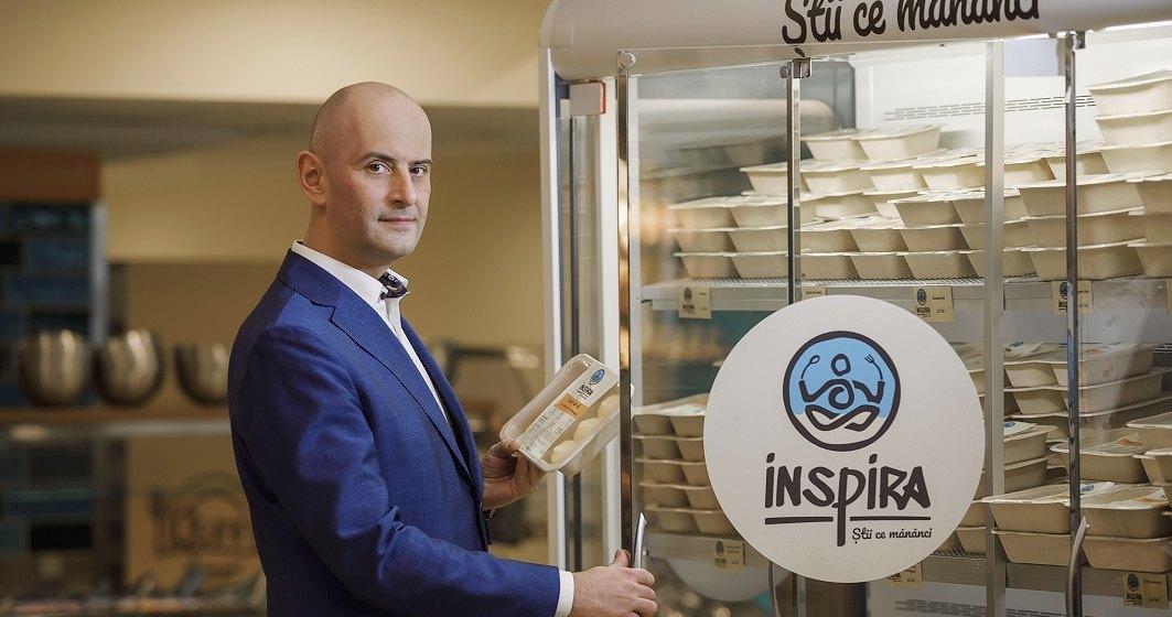 Grupul Inspira Food lansează un nou concept: Mâncare BIO la pachet