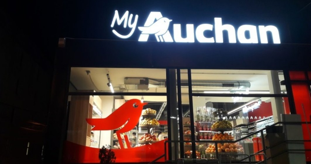 Auchan deschide primele supermarketuri in Romania. Unde sunt situate?