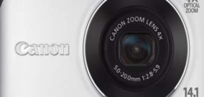Imagini puternice si creative cu noile Canon PowerShot A2200 si A1200