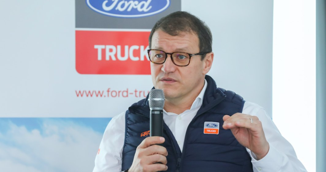 Stefano Albarosa, CEO Cefin Trucks: Avem ca obiectiv deschiderea a încă două locații de service în zona Moldovei