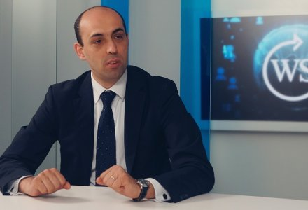 Catalin Cretu, Visa Europe, la Profesionistii in Banking