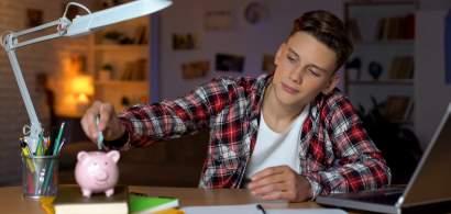 Trei sfaturi financiare de la un trainer UniCredit pentru adolescenții români
