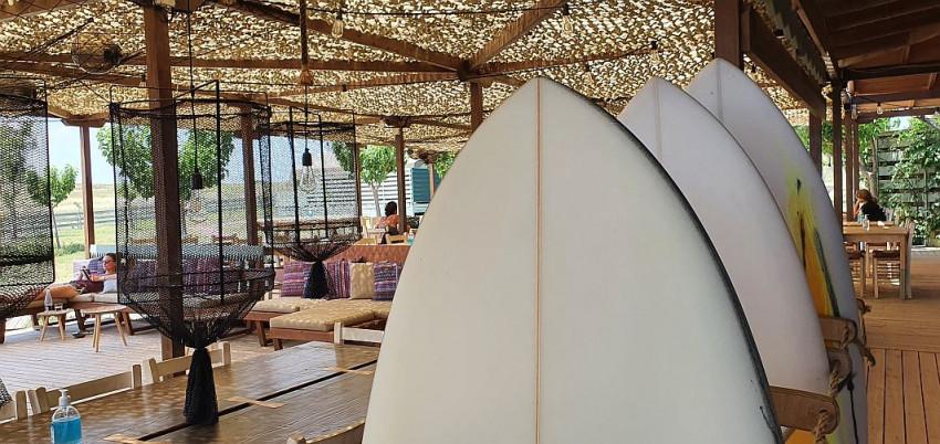 glampingul Surf Club Keros Lemnos