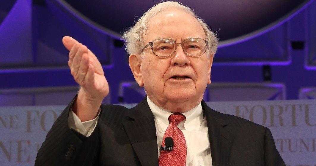 O persoana a platit 4,57 milioane de dolari pentru a lua masa cu Warren Buffett