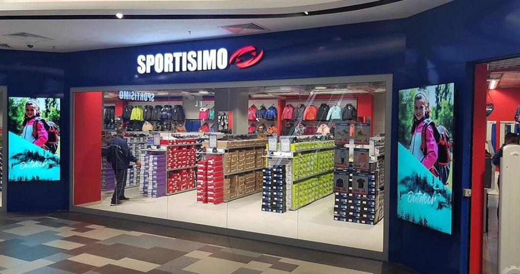 Sportisimo deschide un magazin in Botosani Shopping Center, a 16-a unitate din Romania