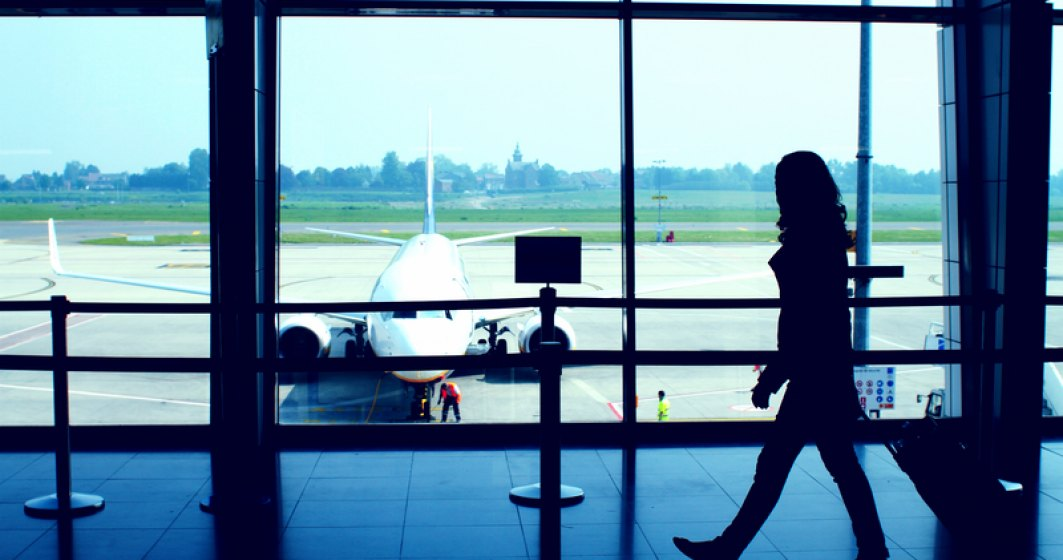 Aeroporturile Henri Coanda si Aurel Vlaicu, in topul european al cresterii traficului aerian