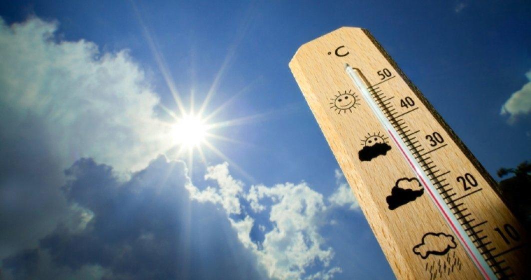 Prognoza meteo pentru acesta vara: temperaturi caniculare si deficit de precipitatii