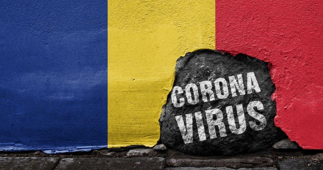 Cel mai recent bilanț COVID | România sare de pragul de 600 de cazuri nou raportate