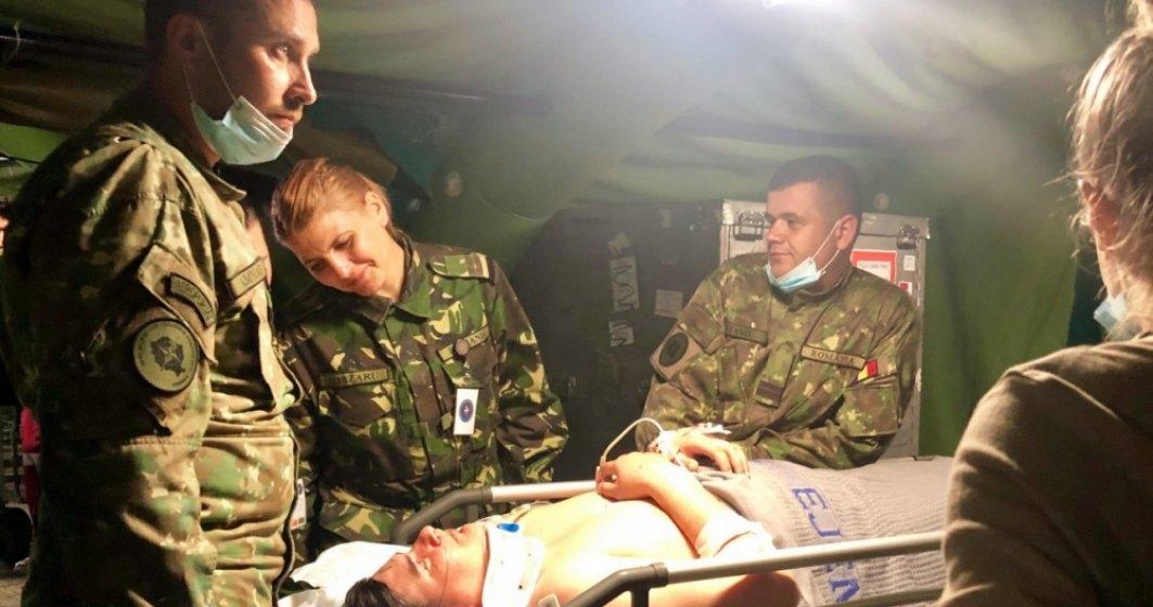 Start-up creat de un roman a adus in premiera tehnologia blockchain in cadrul celui mai mare exercitiu medical NATO din istorie