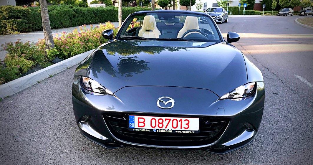 Test drive: Mazda MX-5 Takumi, o editie limitata care o face si mai atragatoare
