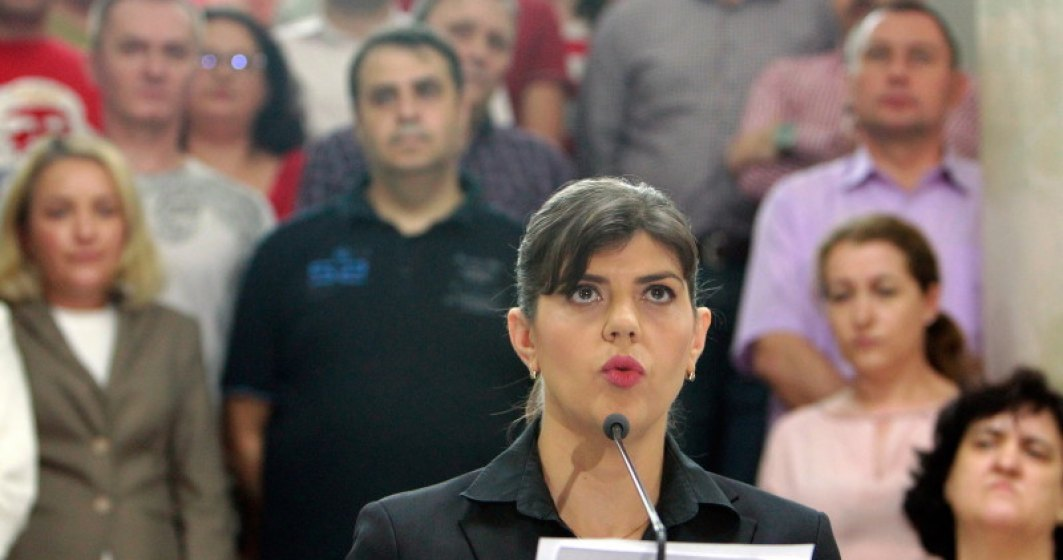 Prima reactie a Laurei Codruta Kovesi dupa votul favorabil de la Bruxelles: E o reusita a tuturor romanilor