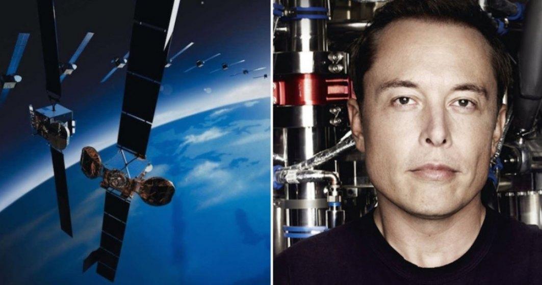 Elon Musk vrea sa acopere intreaga planeta cu Wi-Fi
