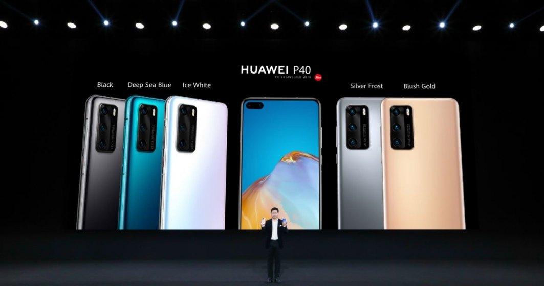 Cum arată și ce pot noile flagship-uri Huawei P40: Videografie mobilă