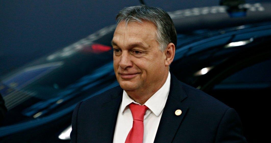 """Viktor Orban spune că Ungaria a devenit """"oaia neagră"""" a Europei"""