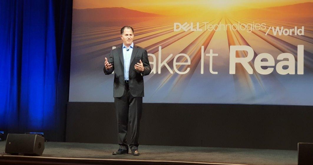 Michael Dell: Crestere prin robotica si A.I. sau...robocalipsa?