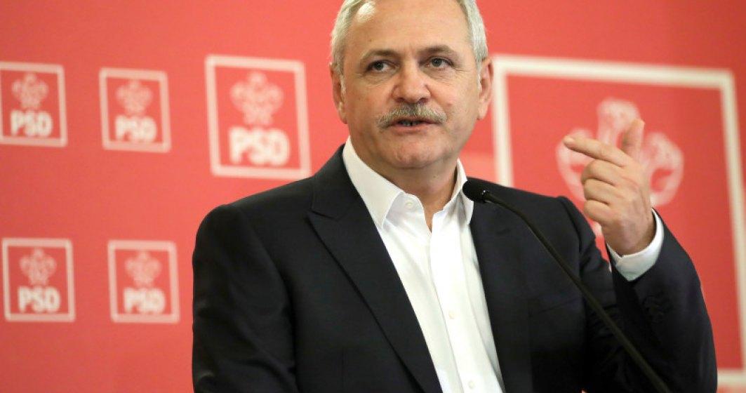 In prag de alegeri, Liviu Dragnea renunta brusc la pensiile speciale: Trebuie eliminate. Eu am renuntat la a mea