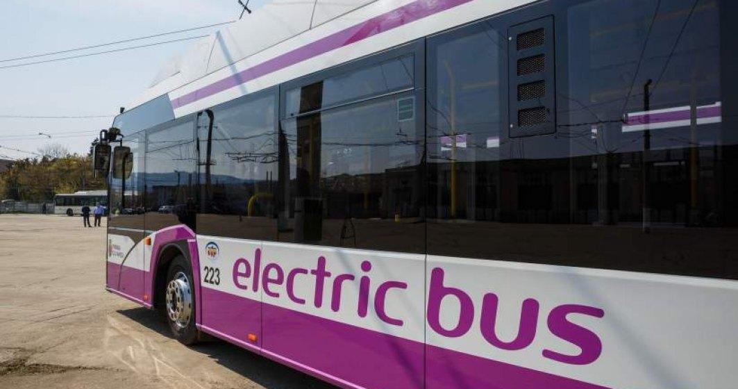 Transport in comun electrificat: Statul va investi o jumatate de miliard de lei