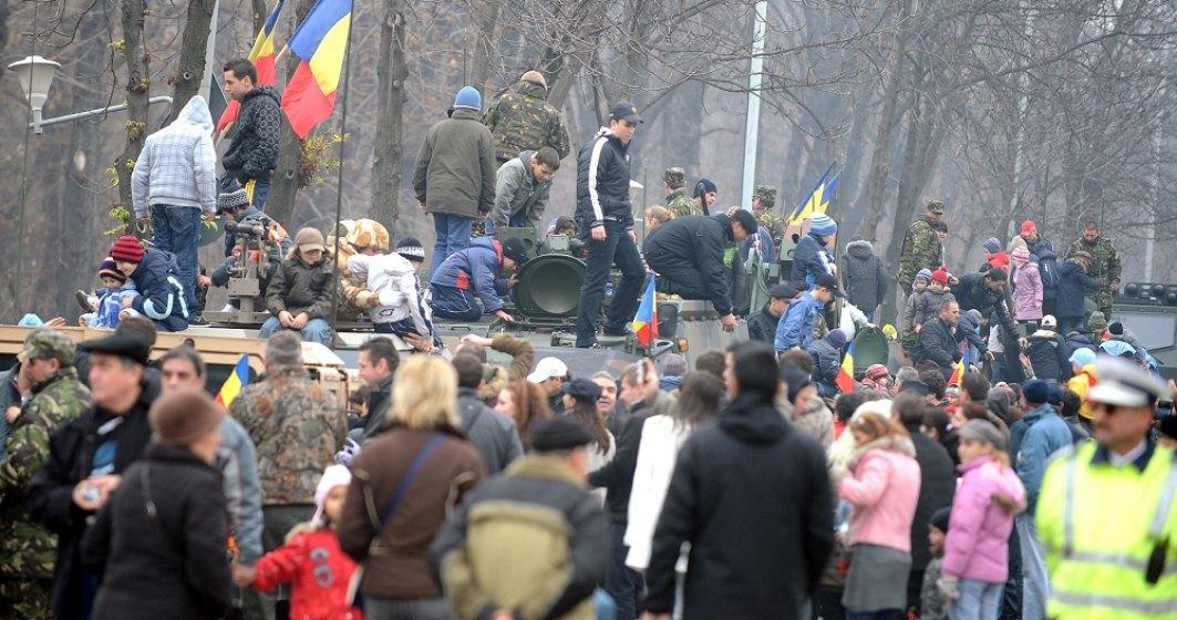 Sondaj: 63% dintre români cred că situaţia generală a ţării este mai rea ca acum 30 de ani