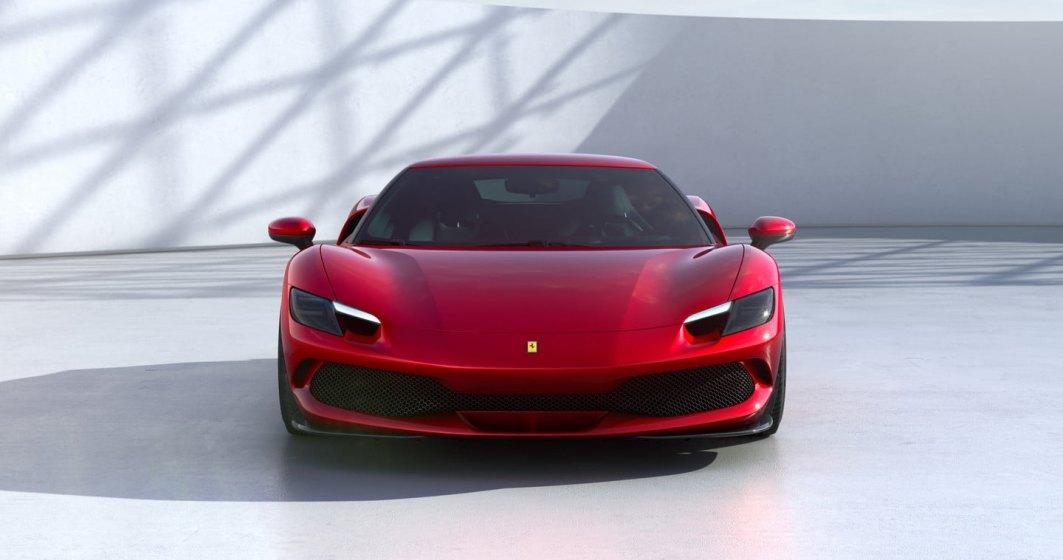 Ferrari a dezvăluit un nou hibrid pentru a-şi extinde oferta de modele electrificate