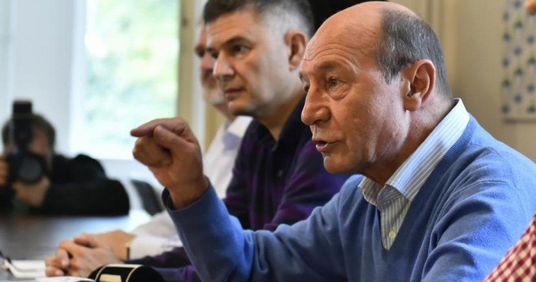 Traian Basescu: Daca eram presedinte, il faceam pe Liviu Dragnea afis