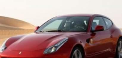 Ferrari FF la Salonul Auto de la Geneva