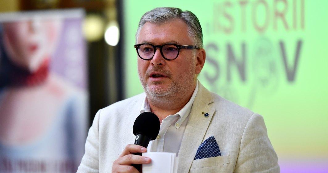 Sorin Mindrutescu, CEO Oracle Romania, despre voluntariat, implicare si Hospice