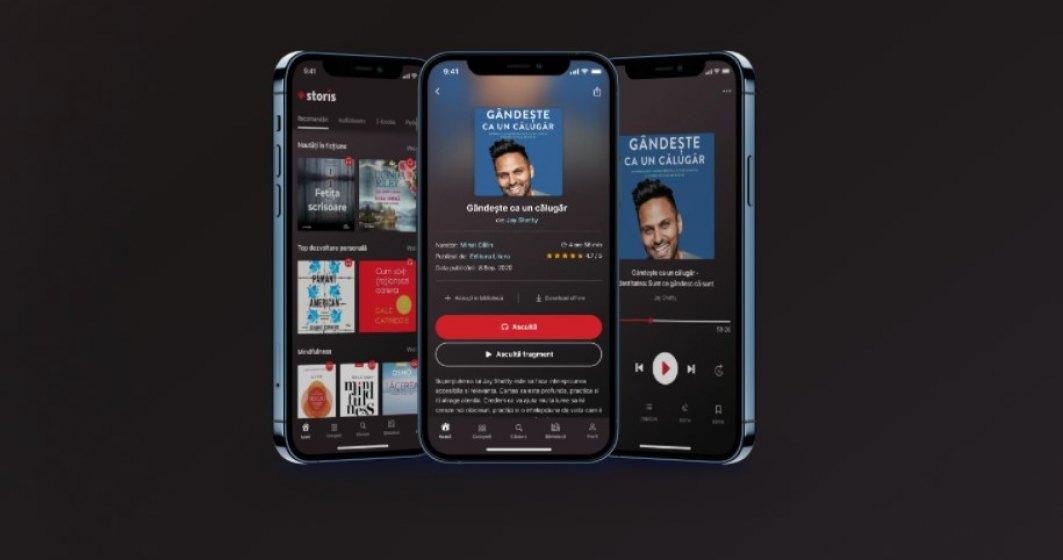 Aplicație românească de cărți audio, cărți electronice și podcast-uri a strâns investiții de peste 500.000 de euro