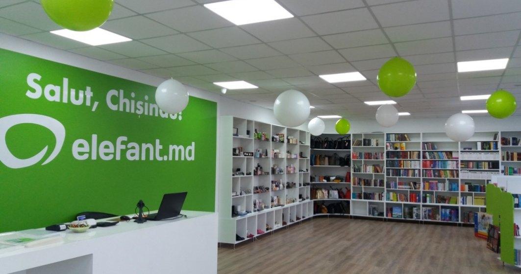 Elefant.ro deschide un showroom la Chisinau