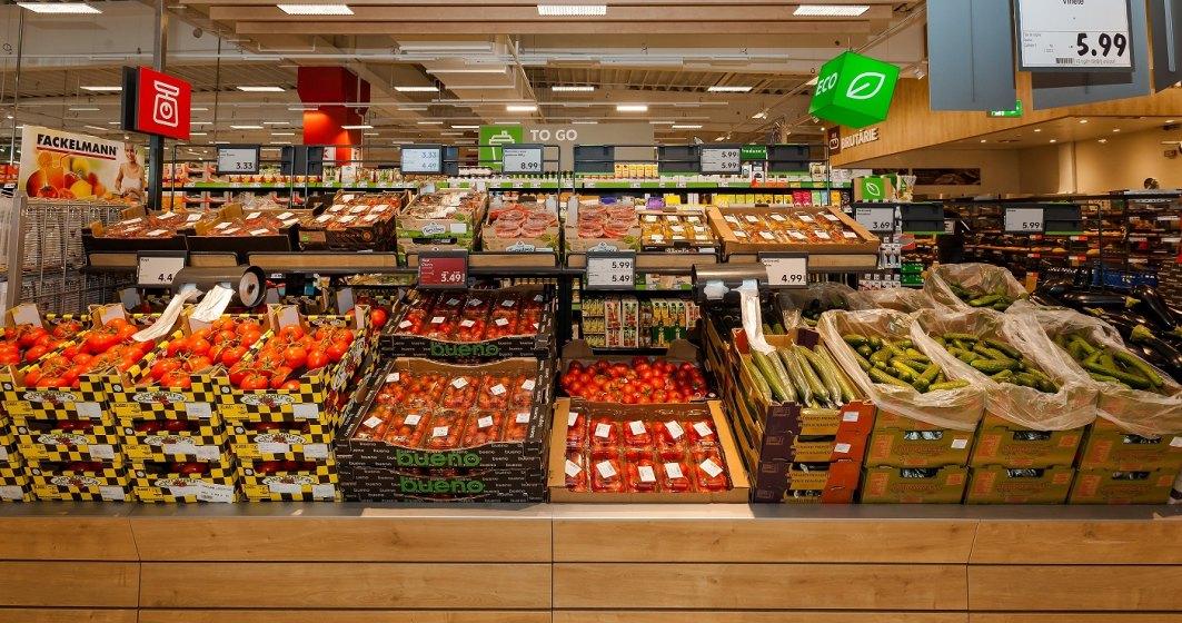 Kaufland livrează pachete de alimente și pentru clienții din mediul rural