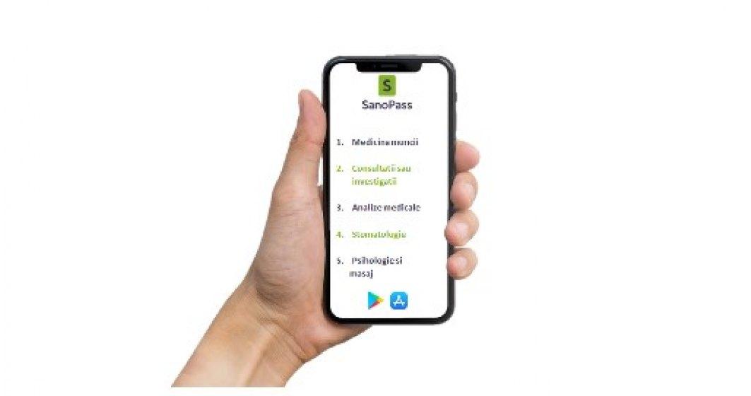 """SanoPass introduce un abonament medical unic in Romania, cu o componenta de ,,cash-back"""" pentru companii"""