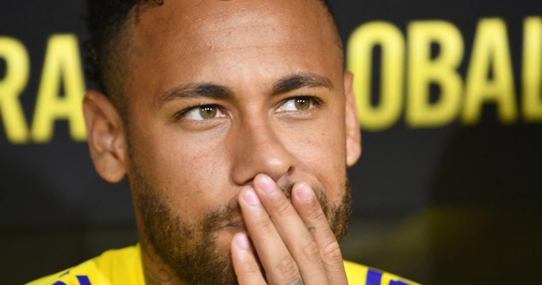 Neymar, exclus din contractul cu Nike din cauza unei acuzații de abuz sexual