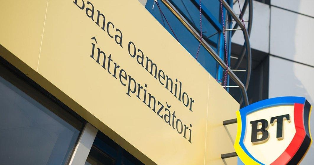 Banca Transilvania aduce opțiunile de amânare a ratelor și de deschiderea unui cont de PFA în BT Visual Help