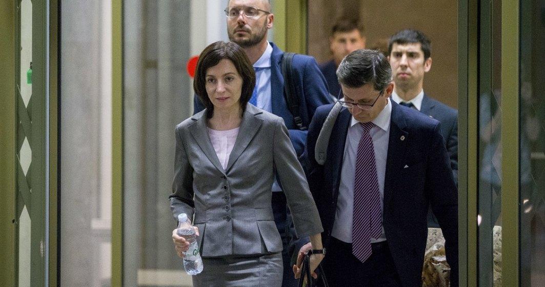 Maia Sandu cere institutiilor din Rep. Moldova sa nu se lase intimidate de Partidul Democrat, formatiunea lui Vlad Plahotniuc