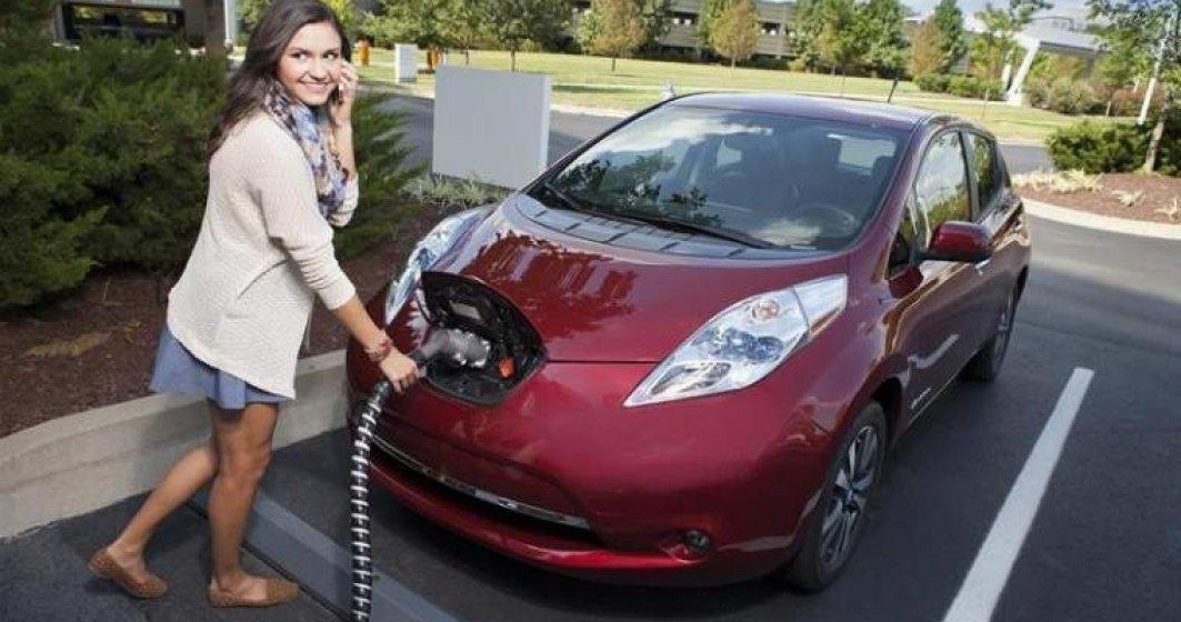 Vouchere de 10.000 euro pentru o masina electrica si 20.000 de statii electrice, promite noul Guvern
