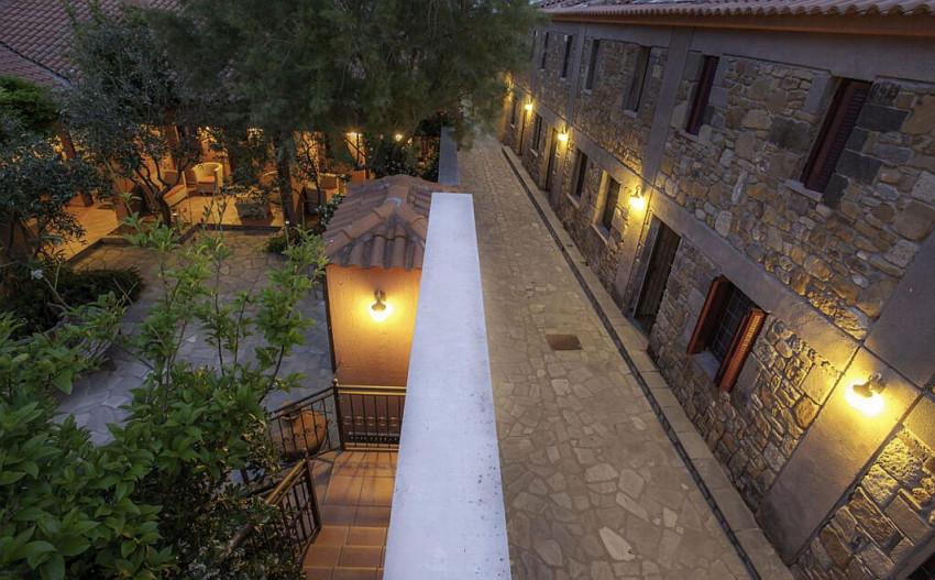 Varos Village Lemnos
