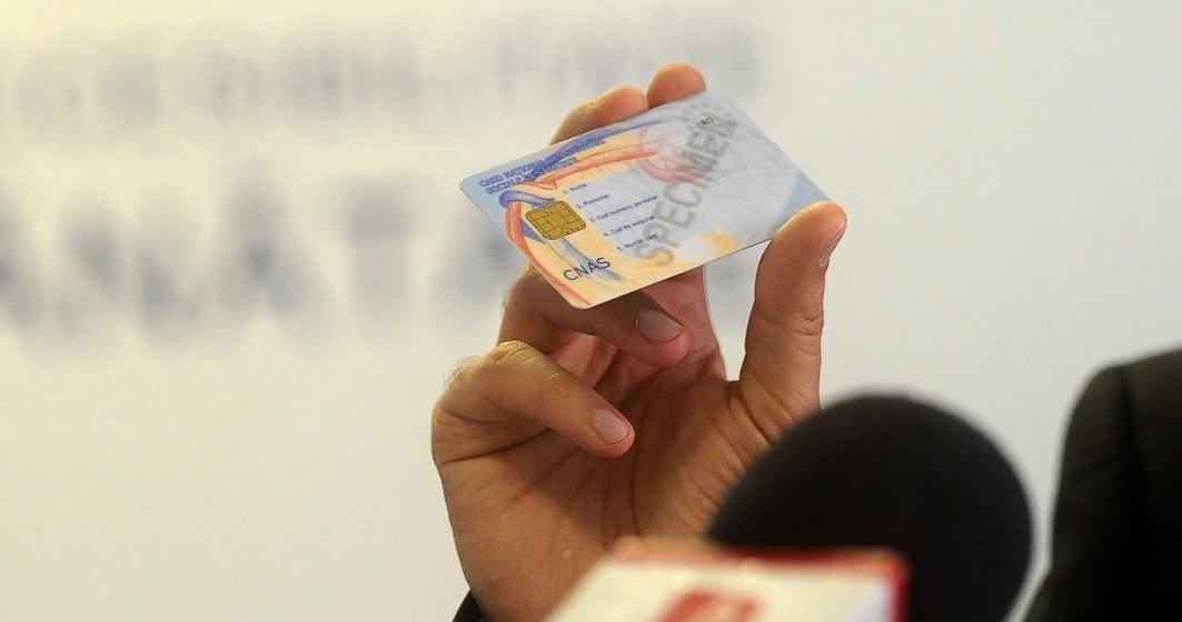 CNAS a prelungit cu 7 ani valabilitatea cardurilor naţionale de sănătate