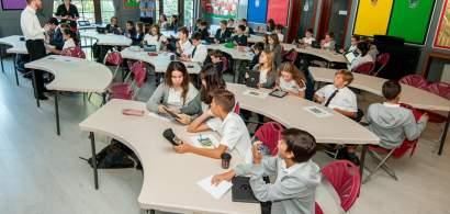 British School of Bucharest ofera burse de pana la 100% din taxa de...