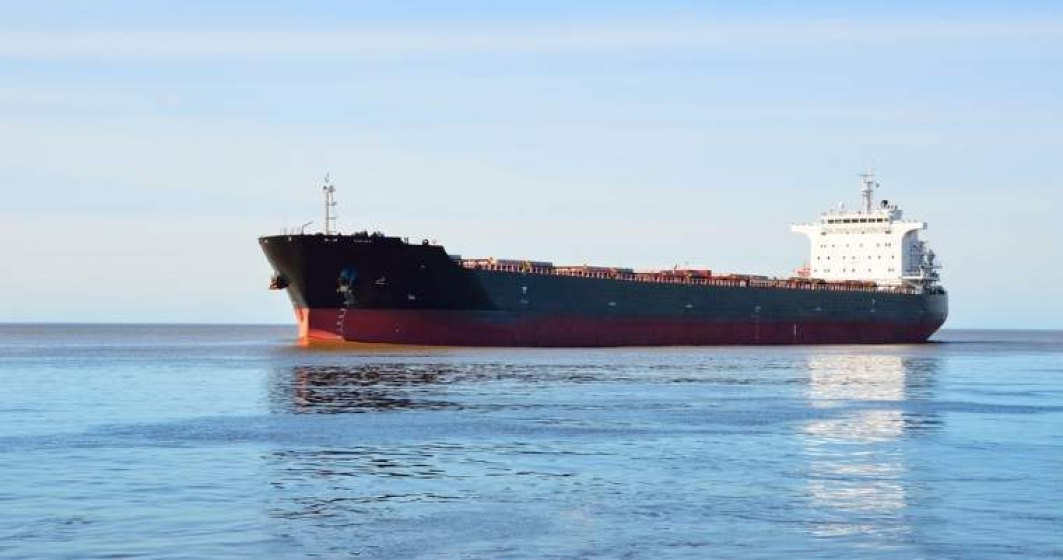 Porturile Constanta Nord si Constanta Sud au fost inchise, din cauza vantului puternic