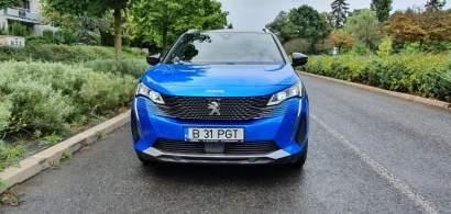 #WSDriveTest cu Peugeot 3008 facelift GT Pack 1.5 BlueHDI 130 CP