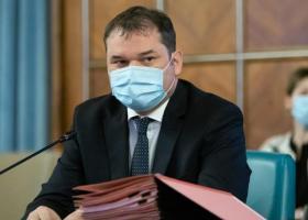 Cseke Attila: Nu am ajuns în vârful valului pandemic, nici măcar pe platou