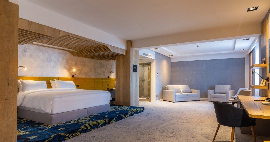 Investitie de 7 MIL. euro in primul hotel din Romania construit in sistem de franciza si integral cu fonduri autohtone