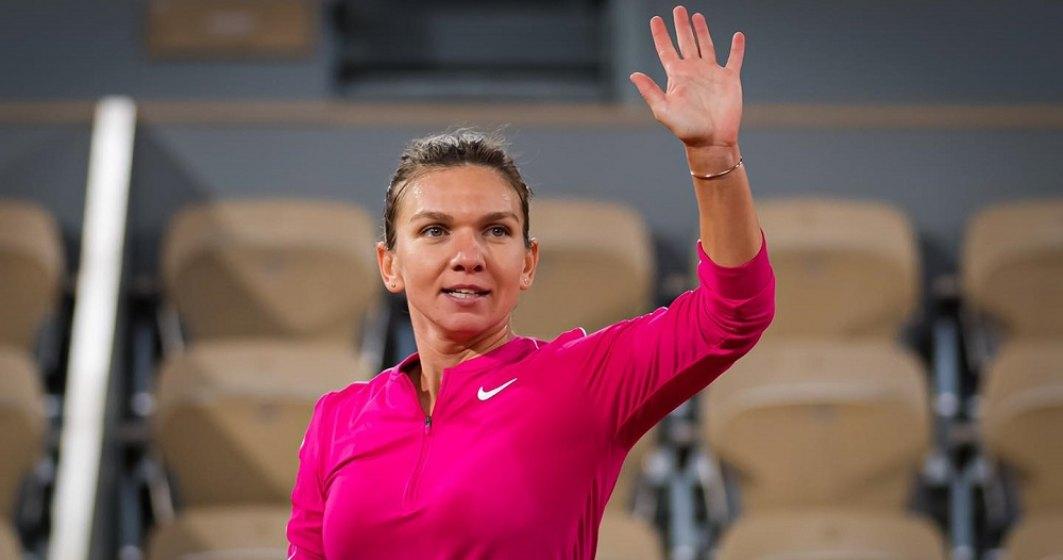 Simona Halep se retrage de la Roland Garros