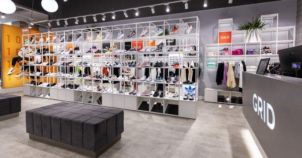 Brandul de încălțăminte GRID deschide un nou magazin, după o investiție de...