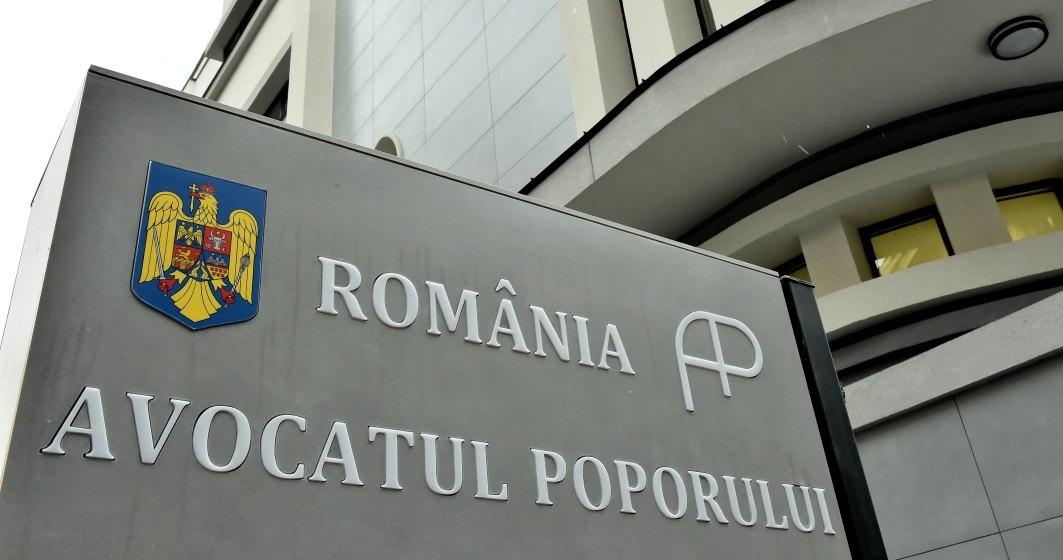 Avocatul Poporului a sesizat la CCR legea privind impozitarea pensiilor