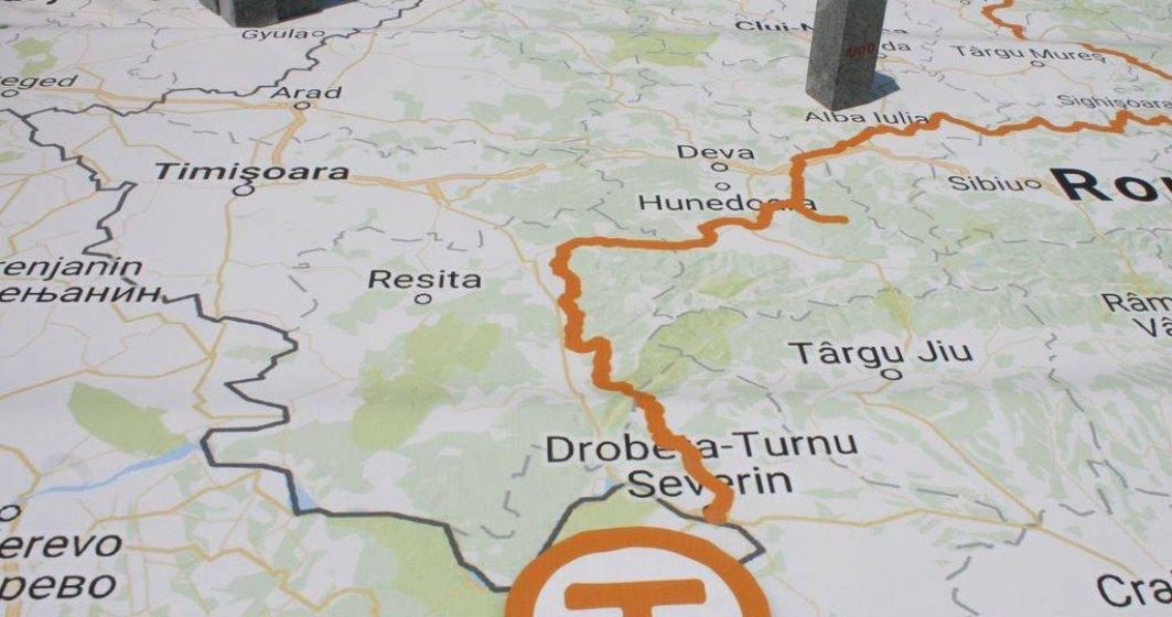 Raiffeisen Bank va finanta primii 100 de km din Via Transilvanica, un traseu care va strabate 10 judete si va uni Drobeta-Turnu Severin de Putna