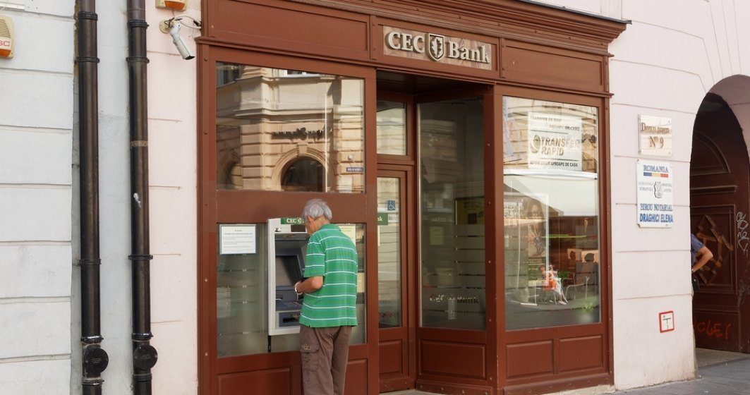 Campanie CEC Bank: carduri gratuite pentru pensionari și trimiterea pensiilor prin Poșta Română