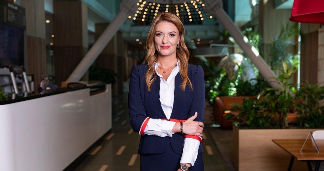 Schimbări la vârful SAP România: Diana David devine Managing Director al operațiunilor locale