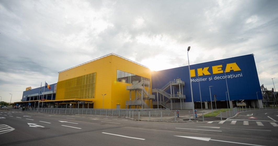 Coronavirus | IKEA România închide temporar magazinele începând de vineri, 20 martie, ora 18:00