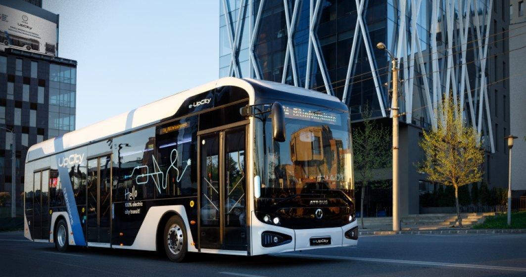 ATP Trucks Automobile lansează primul autobuz electric românesc
